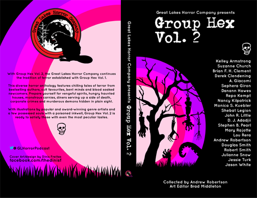 Coming Soon: Group Hex Vol. 2