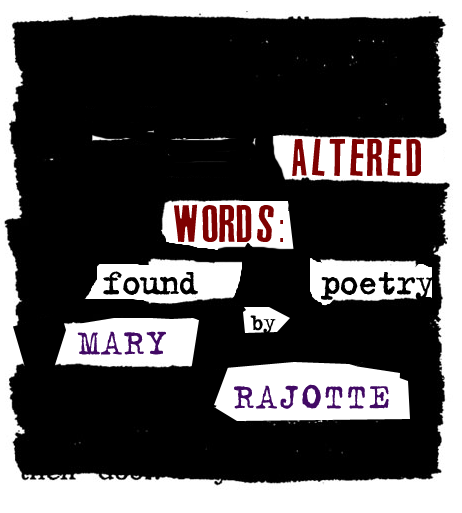ALTERED WORDS: Like Black Velvet